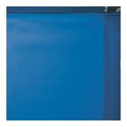 Liner azul 60/100 para piscinas de madera Carra - Sistema colgante