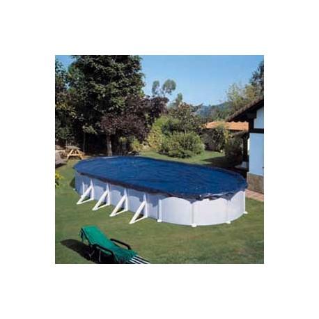 Cubierta de invierno GRE para piscinas 915x470