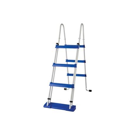 Escalera de seguridad gre 120 cm para piscina de for Escaleras para piscinas gre