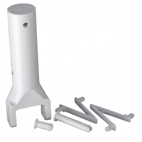 Empuñadura clip para limpiafondos manual Ø28mm