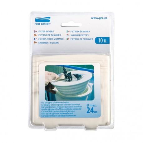10 filtros para skimmer GRE