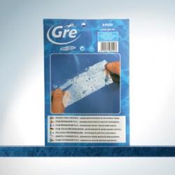 Kit reparador de liner de PVC flexible - 5 unidades